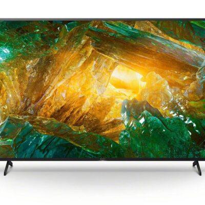 "Sony KD85XH8096BU 85"" 4K UHD Smart TV - A Energy Rated"