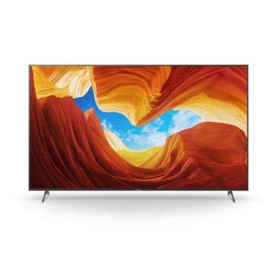 "Sony KD85XH9096BU 85"" 4K UHD Smart TV - A Energy Rated"