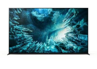 "Sony KD85ZH8BU 85"" 8K HDR Smart TV - C Energy Rated"