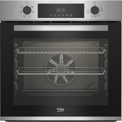 Beko CIMY91X AeroPerfect™ Built In Electric Single Oven - Stainless Steel - A Energy Rated