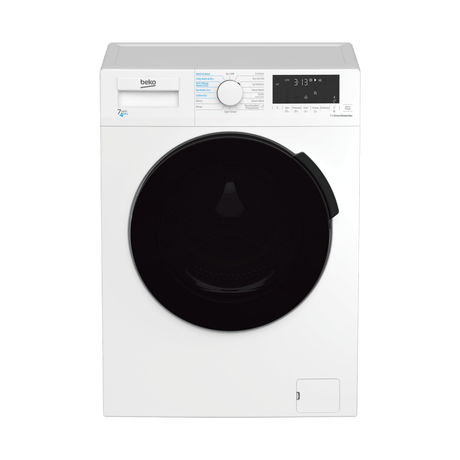 Beko WDL742441W 7kg/4kg 1200 Spin Washer Dryer - White - B Energy Rated
