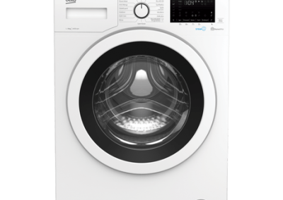 Beko WEC840522W 8kg 1400 Spin Washing Machine - White - A+++ Energy Rated