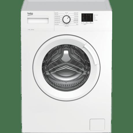 Beko WTK82041W 8kg 1200 Spin Washing Machine - White - A+++ Energy Rated