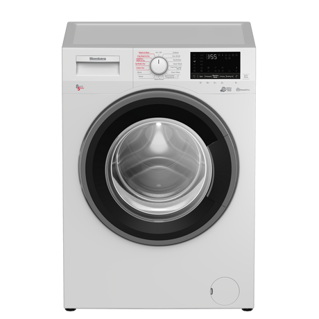 Blomberg LRF1854310W 8kg/5kg 1400 Spin Washer Dryer - White - A Energy Rated