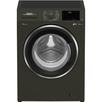 Blomberg LWF184410W 8kg 1400 Spin Washing Machine - White - A+++ Energy Rated
