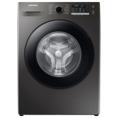 Samsung WW90TA046AN 9kg Washing Machine with EcoBubble - Graphite