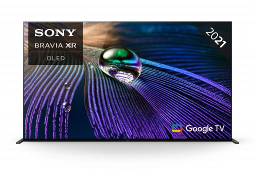 Sony BRAVIA XR55A90JU 55 inch OLED 4K Ultra HD HDR Smart Google TV YouView