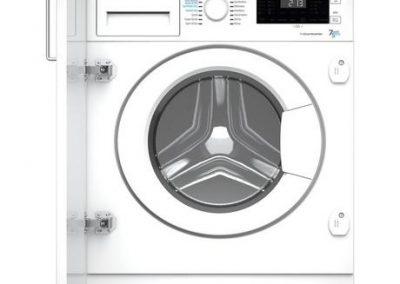 Beko WDIK752121F 7kg/5kg 1200 Spin Built In Washer Dryer - White