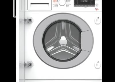 Blomberg LRI2854310 8kg/5kg 1400 Spin Built In Washer Dryer - White