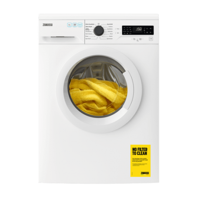 Zanussi ZWF845B4PW 8kg 1400 Spin Washing Machine - White