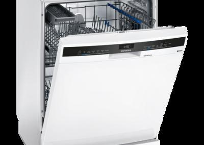 Siemens SN23HW64AG Full Size Dishwasher - White - 14 Place Settings