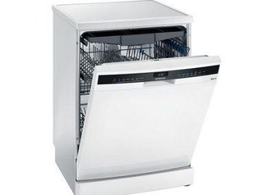 Siemens SN23HW64CG Full Size Dishwasher - White - 14 Place Settings