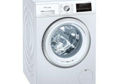 Siemens WM14UT83GB 8kg 1400 Spin Washing Machine with Reload Function - White
