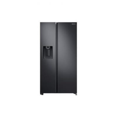 Samsung RS65R5401B4 American Style Fridge Freezer - Matt Black