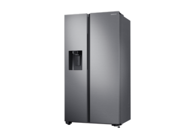 Samsung RS65R5401M9 American Style Fridge Freezer - Matt Silver