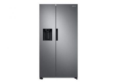 Samsung RS67A8811S9 American Style Fridge Freezer - Matt Stainless