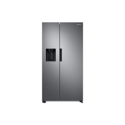 Samsung RS67A8811S9 American Style Fridge Freezer - Matt Stainless