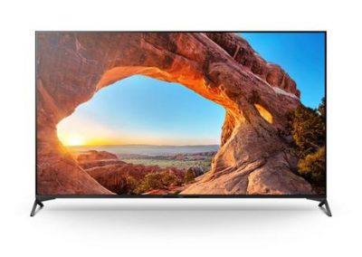 """Sony KD43X89JU 43"""" BRAVIA 4K HDR Google TV"""