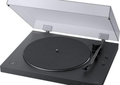 Sony PSLX310BTCEK Turntable with BLUETOOTH - Black