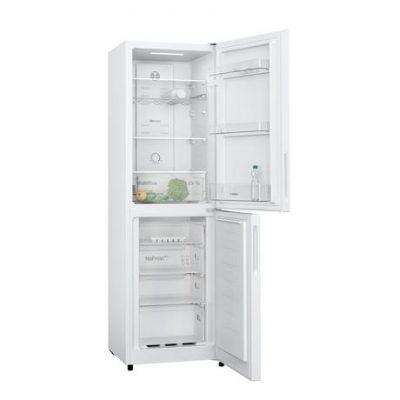 Bosch KGN27NWFAG 55cm Fridge Freezer - White - Frost Free