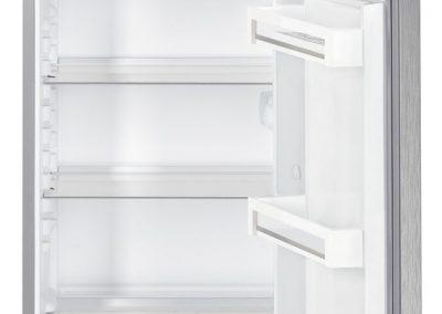 Liebherr CTel 2531 Fridge-freezer Steel Look
