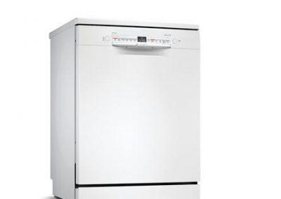 Bosch SMS2HVW66G Full Size Dishwasher - White - 13 Place Settings