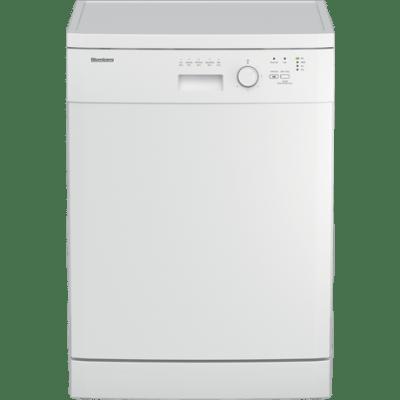 Blomberg LDF30211W Full Size Freestanding Dishwasher - White - 13 Place Settings