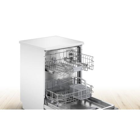 Bosch SMS2ITW08G Full Size Dishwasher - White - 12 Place Settings